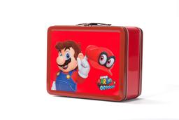 Kit Lonchera + Accesorios Nintendo Switch Mario Odyssey