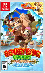 Videojuego Nintendo Switch Donkey Kong Country: Tropical F