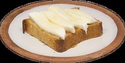 Sándwich de Miel y Mozarella