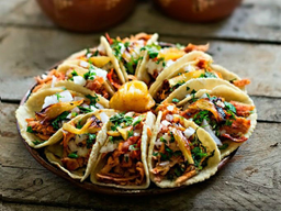10 Tacos al Pastor