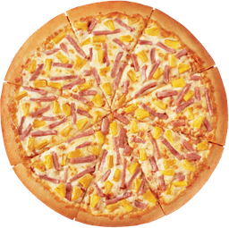 Pizza Hula Hawaian