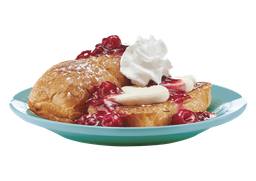 Who-Ville Holiday Cheesecake French Toast