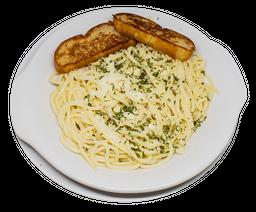Espagueti a la Mantequilla