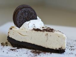 Cheesecake Oreo Rebanada