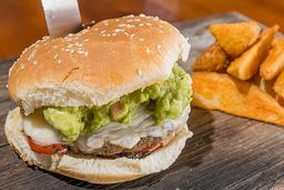 Waka waka burger