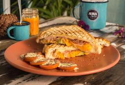 Sandwich Pavoneada