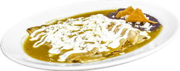 Enchilada con Pollo