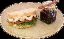 NUEVO Turkey Sándwich