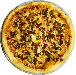 Pizza Suprema Mexicana
