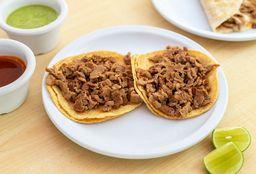 Tacos Bistec