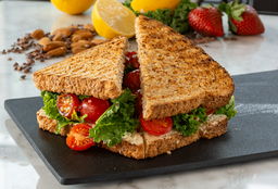 Cashew Cheese Sandwich