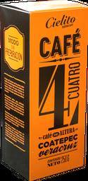 Caja de Café 4 - Coatepec Veracruz