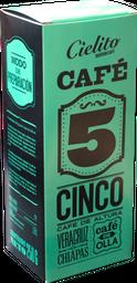 Caja de Café 5 - Café de Olla