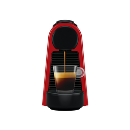 Cafetera Nespresso Essenza Mini , Color Roja