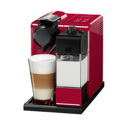 Cafetera Nespresso Lattissima Touch Glam Color Roja