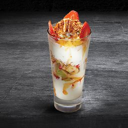 Copa de Yoghurt Energética