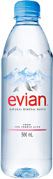 Evian Natural