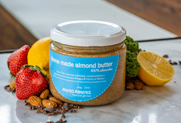 Homemade Almond Butter