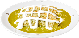 Enchiladas Toks (3 pzas)