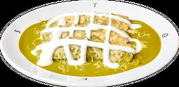 Enchiladas Toks