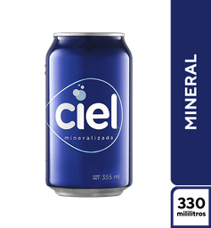 Agua Ciel Mineral 330 ml