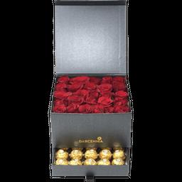 Rosa Roja Y 15 Ferrero