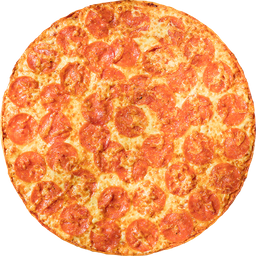 Pepperoni Doble 25 cm