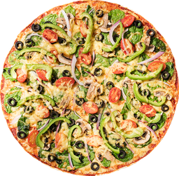 Vegetariana 25 cm