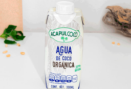 Agua de Coco Orgánica