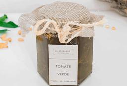 Mermelada Artesanal de Tomate Verde