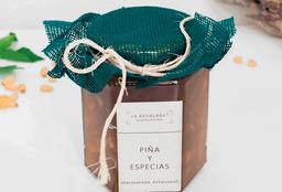 Mermelada Artesanal Piña Especias
