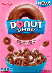 Donut Shop Chocolate