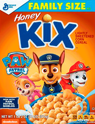 Kix Honey Paw Patrol