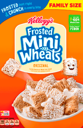 Froasted Mini Wheats Original