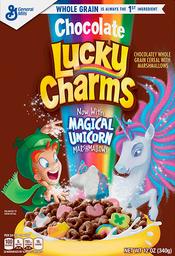 Lucky Charms Chocolate Unicorn