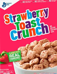 Strawberry Toast Crunch