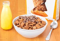 Peanut Butter Chocolate Blasted Shreds