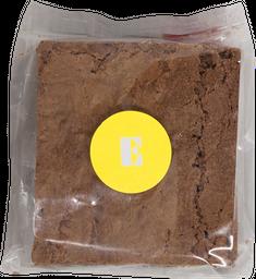Brownie de nuez y chocolate amargo