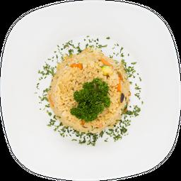 Yakimeshi Vegetariano
