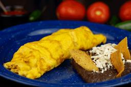 Omelette de Queso + Proteína