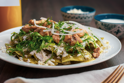 3X2 Chilaquiles Healthy