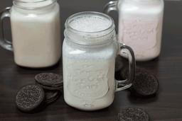 Malteada de Cookies and Cream