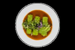 Enchiladas Veganas