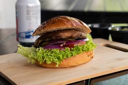 Roys's Vegetarian Burger