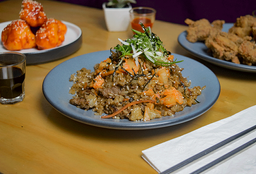 Bulgogui Fried Rice