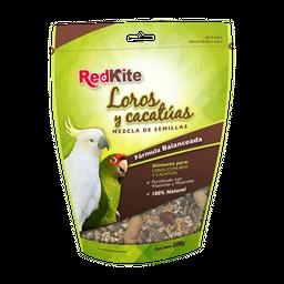 Redkite - Mezcla para Cacatúas y Loros