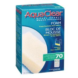 Filtro Aqua clear de Esponja Para Acuarios 1 U