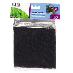 Esponja Para Filtro Elite Hush 55 2 U