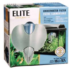Filtro de Agua Elite Stingray 15 1 U