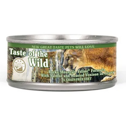 Taste Of The Wild - Rocky Mountain Feline (Venado y Salmón)